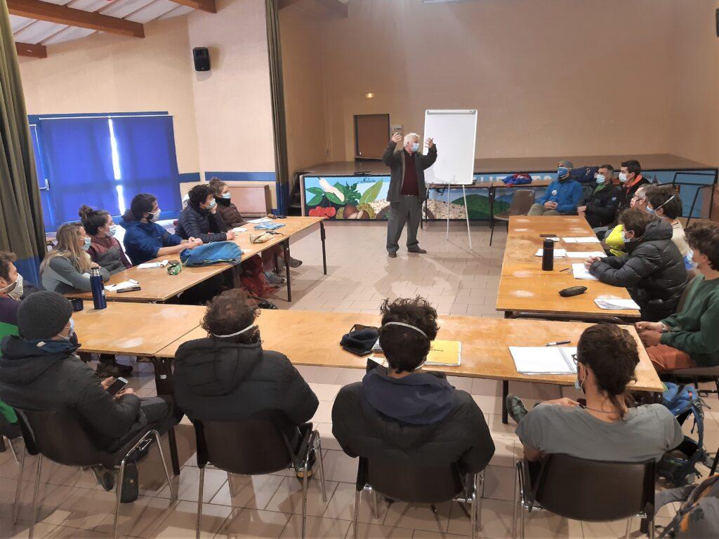 Un module de formation en partenariat avec la municipalité de Thueyts